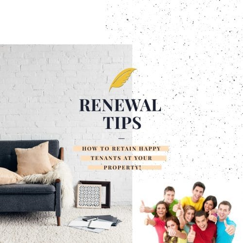 How to Retain Happy Tenants: