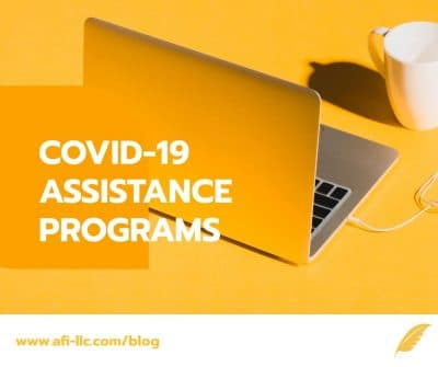 Standing Together: COVID-19 Assistance Programs.