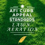 Property Management - Lawn Aeration
