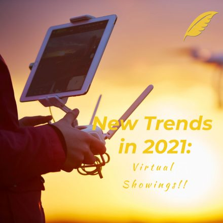 2021 Trends: The Importance of Virtual Showings!