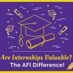 Internships Are Valuable