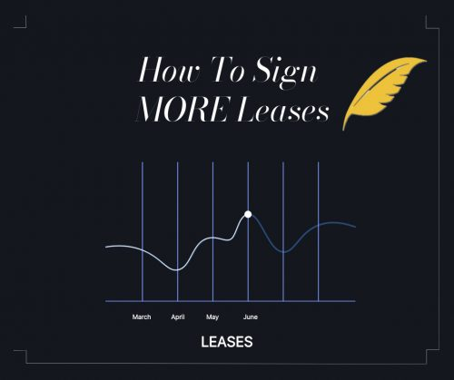 How to Sign MORE Leases!